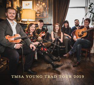 TMSA Young Trad Tour 2019 Group Image